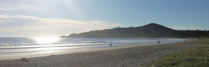 Accommodation and Travel in Byron Bay